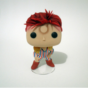 POP EM BISCUIT - DAVID BOWIE - ZIGGYSTARDUST